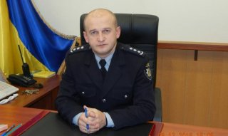 Начальник полиции Каменского поздравляет коллег с профессиональным праздником - ФОТО