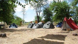 Під Кам'янським відбулося урочисте відкриття спортивно-екологічної зони відпочинку - ФОТО