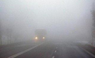 Жителей Днепропетровщины предупреждают о сильном тумане - ФОТО