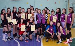 Кам'янчанки – переможці Чемпіонату області з волейболу - ФОТО