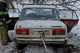 Под Днепром произошло 2 аварии с пятью пострадавшими - ФОТО