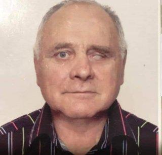 В Каменском разыскивают пропавшего мужчину - ФОТО