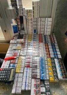 В Каменском изъяли контрафактные сигареты - ФОТО