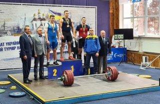 Штангист из Каменского стал бронзовым призером чемпионата Украины - ФОТО
