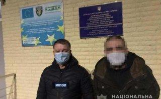 На Днепропетровщине задержали нелегала - ФОТО