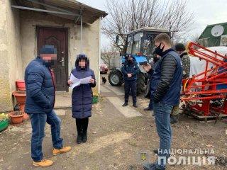 На Днепропетровщине мошенники обманули аграриев на 230 тыс. грн. - ФОТО