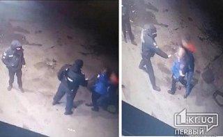 На Днепропетровщине неадекватная женщина бросалась на людей с ножом - ФОТО
