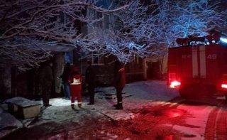 На Днепропетровщине во время пожара погибла женщина - ФОТО