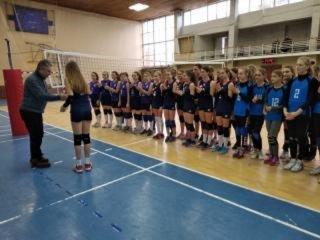 Каменчанки получили «бронзу» на чемпионате области по волейболу - ФОТО