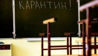 Школьники Каменского отправятся на карантин - ФОТО
