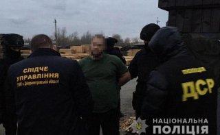 В Днепре орудовала банда рейдеров - ФОТО