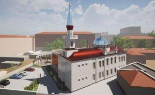 В Днепре будут строить мечеть - ФОТО