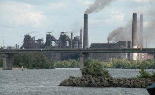 На Днепровском меткомбинате провалили план - ФОТО