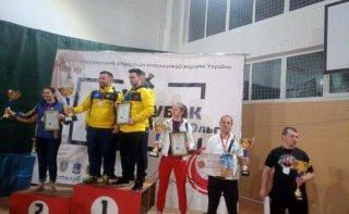 Бойцы из Каменского завоевали 18 медалей - ФОТО