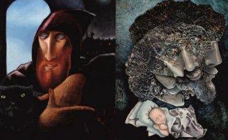 У Кам'янському театрі відкривається виставка живопису і графіки Анатолія Бедичева - ФОТО