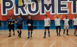 В Каменском «Кубок городского головы -2021» определяет сильнейших - ФОТО