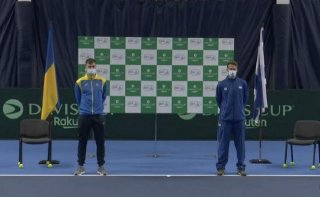 Теннисист из Каменского сегодня стартует в Кубке Дэвиса - ФОТО