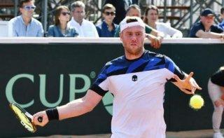 Теннисист Илья Марченко проиграл в полуфинале турнира серии Челленджер в Италиии - ФОТО
