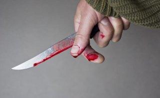 В Каменском мужчина заснул возле трупа убитого им товарища - ФОТО