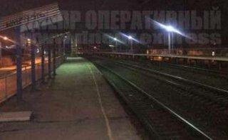В Днепре поезд сбил пьяного мужчину - ФОТО