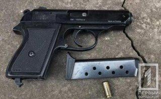 На Днепропетровщине мужчина с пистолетом катался в маршрутке - ФОТО