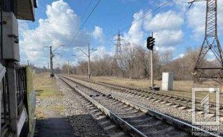 На Днепропетровщине поезд насмерть сбил мужчину - ФОТО