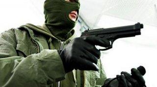 В Каменском произошло разбойное нападение на магазин - ФОТО