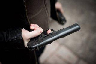 На Днепропетровщине мужчине прострелили ногу - ФОТО