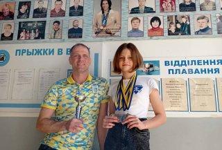 Пловцы из Каменского завоевали 9 медалей на Чемпионате Украины - ФОТО