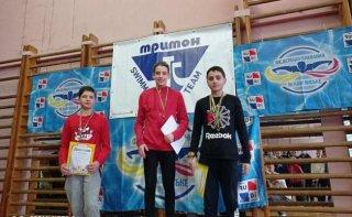В Каменском соревновались пловцы - ФОТО