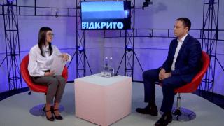 Мэр Каменского Андрей Белоусов отчитался о проделанной в 2020 году работе - ФОТО