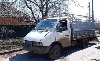 На Днепропетровщине поймали двух «черных лесорубов» - ФОТО