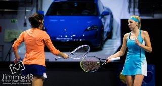 Теннисистка из Днепра сыграет в полуфинале турнира в Германии - ФОТО