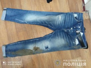 Под Каменским избили мужчину и оставили на обочине трассы - ФОТО