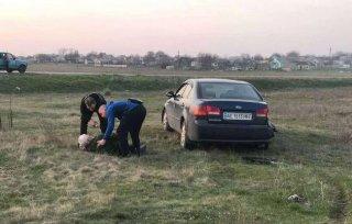 Под Каменским автомобиль Kia протаранил маршрутку с пассажирами: есть пострадавшие - ФОТО