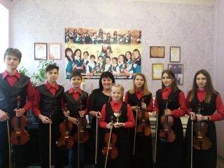 Юные каменчане одержали победу на всеукраинском многожанровом фестивале - ФОТО