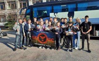 14 бойцов Каменского вошли в состав сборной Украины на Чемпионат Европы и Кубок мира - ФОТО