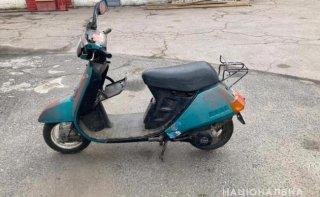 На Днепропетровщине украли три мопеда - ФОТО
