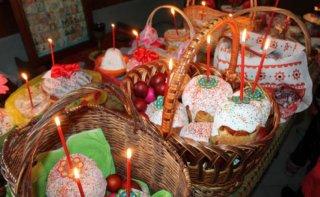 Великдень 2021: коли у Кам'янському освячуватимуть святкові кошики - ФОТО