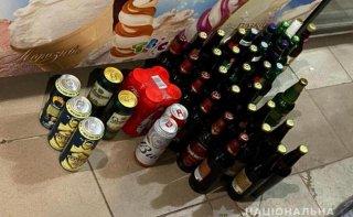 Полицейские провели профилактическую отработку Каменского района - ФОТО