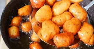Картофельные пончики: вкуснейший фастфуд в домашних условиях - ФОТО