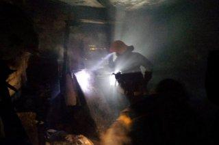 На Днепропетровщине загорелось общежитие - ФОТО
