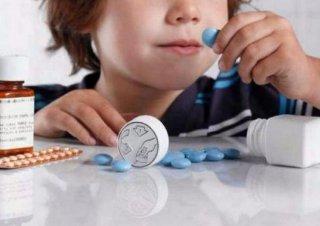 На Днепропетровщине ребёнок наглотался снотворных таблеток - ФОТО
