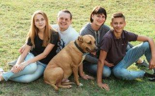 На Днепропетровщине создали 8 патронатных семей - ФОТО