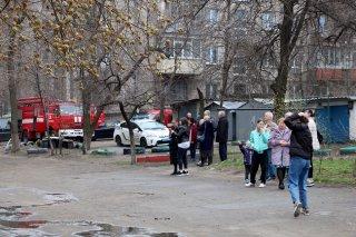 В Днепре загорелась квартира: пострадал мужчина - ФОТО