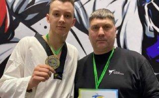 Бойцы из Каменского стали призерами чемпионата Украины по тхеквондо - ФОТО