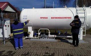 На Днепропетровщине проверяют АЗС - ФОТО