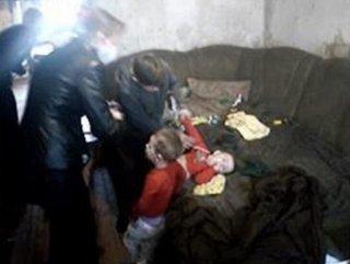 Под Днепром у горе-родителей забрали четверых детей - ФОТО