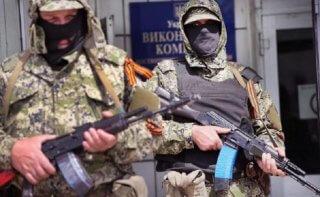 В Днепре задержали боевика - ФОТО