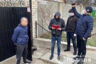 На Днепропетровщине задержали наркогруппировку - ФОТО